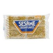 Sesame Crisp Flakes