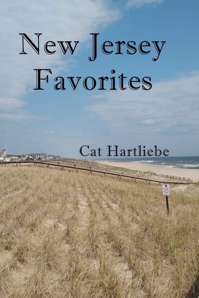 New Jersey Favorites by Cat Hartliebe cover art.